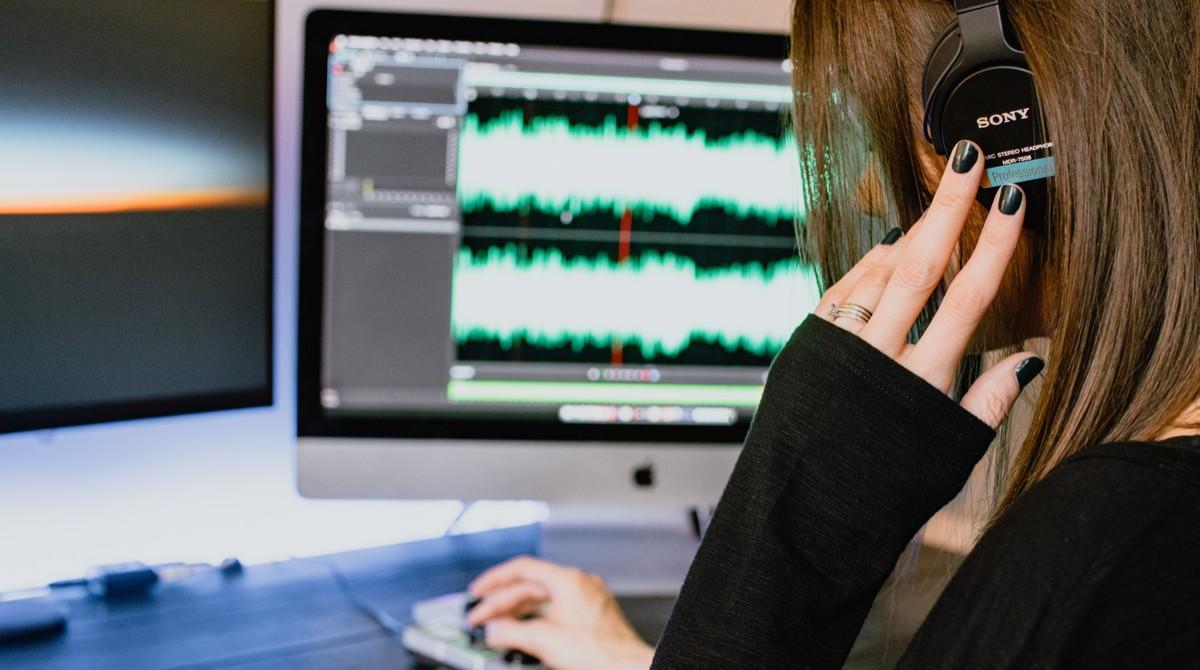 Cómo editar el audio de un pódcast con Adobe Audition